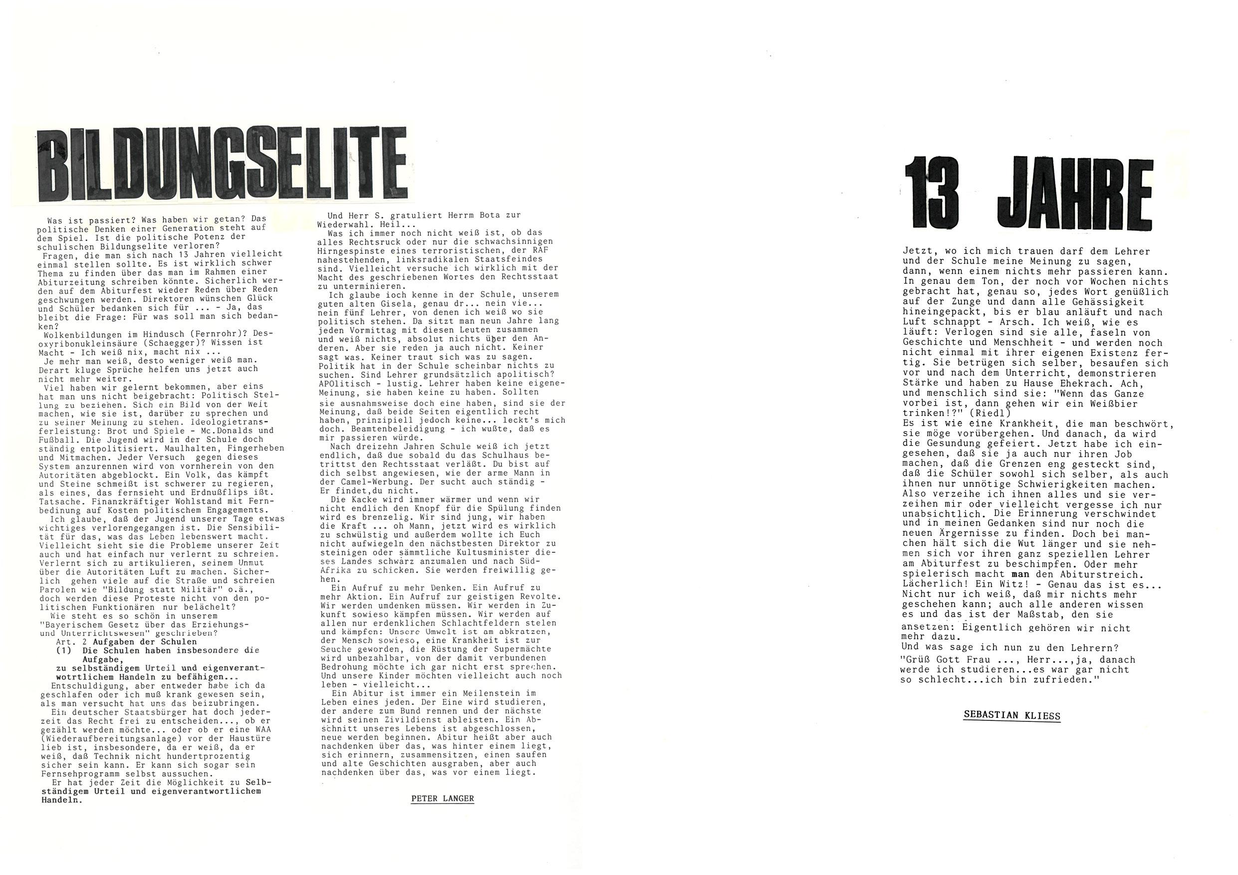 Abiturzeitung198706
